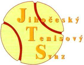 Logo Jihočeského tenisového svazu