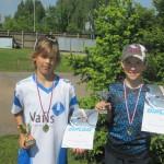 JčTS 2014 - krajský přeborník - mladší žáci